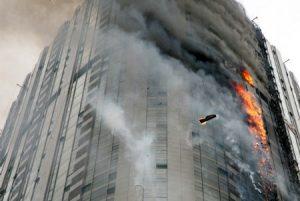 buildingonfire